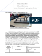 Informe de Dilatometro