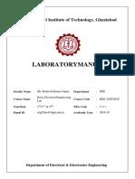 Basic Electrical Engg. Lab Manual 2018-19.docx