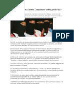 los acuerdos de San Andres Laraizar