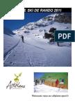 Catalogue Ski de Rando 2011