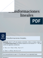 Clase_1 Transformaciones Lineales