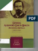 General Alejandro Garia Marcín Prócer de La Repúblic