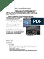 M4 La Contaminacion Del Agua