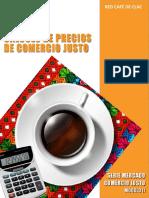 Manual Cálculo de Precios Del Café Ok