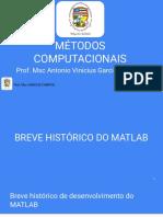 AULA 3 Introdução Ao MATLAB