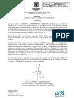 Certificación de Residencia Ciudadano. AGRIP