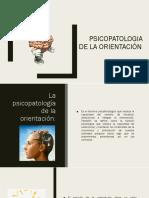 Psicopatologia de La Orientación