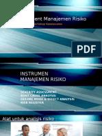 5. Alat Manajemen Risiko.pptx