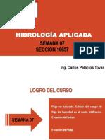 2019 2_Hidrologia Aplicada_Semana 07 Parte 01.pdf