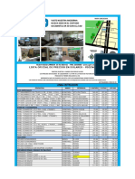 Lista Oficial de Precios 2012 General