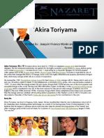 Akira Toriyama Diapositivasposi.com