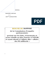 Resume Rapport