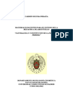 Constitución_Filosofía_primera - Carmen Segura Peraita