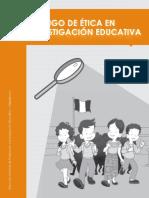 Codigo Etica Investigacion Digeduca