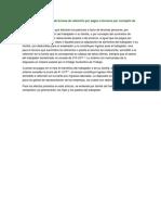 Art. 387-1. Disminución de La Base de Retención Por Pagos a Terceros Por Concepto de Alimentación.