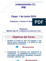 Economia Macroeconomia 1w 2010 (1)