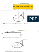 Limite Trigonometrico DEMOSTRACION