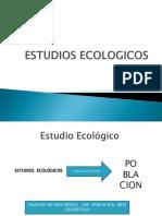 Estudios Ecologicos (1)