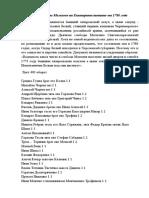 Ведомость Слободы Могилево На Екатеринославщине От 1780 Года