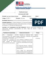 Plan Anual Ofimática 2019-2020
