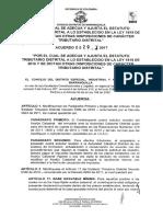 Acuerdo n 029 de 2017 Barranquilla