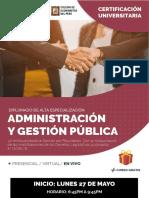 administracion y gestion publica