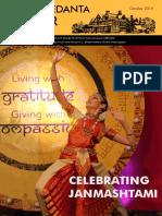 Bhaktivedanta Manor Newsletter, October 2019