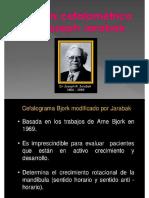 Análisis Cefalométrico de Joseph Jarabak