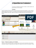 Formation Openshot Video Editor