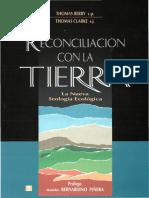 Berry, Thomas - Reconciliacion con la tierrra. Nueva Teolog+¡a Ecol+¦gica.pdf