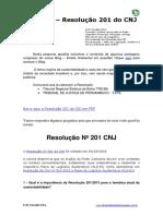 EBook Apostila Resolução 201 2015 Do CNJ -  Noções de Sustentabilidade