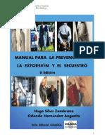 manual para la prevención el secuestro