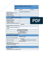 Ficha de Seguimiento de Inducción