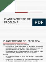 Planteamiento y Justificación