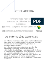 Aula 4 - Apresentação Sistemas de Informações Gerenciais e Estratégicas - Informações Para Tomada de Decisões