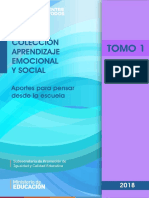 Apendizaje Emocional y Social - Tomo01-2018