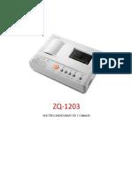 ZQ-1203G-MB Electrocardiografo de 3 canales.pdf