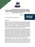 Dd y Ejecutados en Cerrillos II Revisión