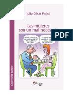 Julio Cesar Parissi - Las_mujeres_son Mal Necesario