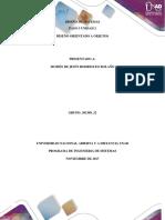Paso 3 Diseño de Sistemas