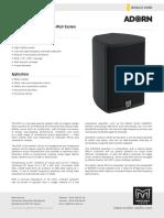 ADORN A55 Datasheet
