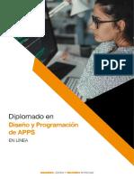 Anahuac Plan de Estudio Diseno Programacion Apps