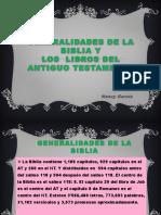 Generalidades de La Biblia