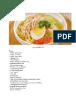 resep soto dari pdf