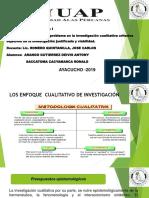 Trabajo de Problema en La Investigacion Cualitativa