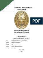 Pre-Informe II - Practicas de Introduccion Al Diseño Electrico