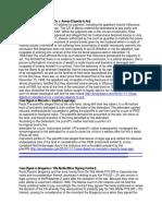Case Digest on Standard Oil Co