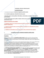 Resumen Juan - Penal I