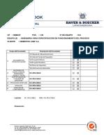 Pos. 1.39 - Especificación de Funcionamiento Del Proceso