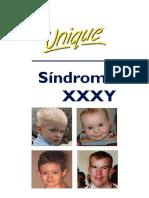 XXXY Syndrome Spanish FTNW